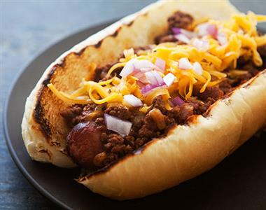 Chili Cheesedog