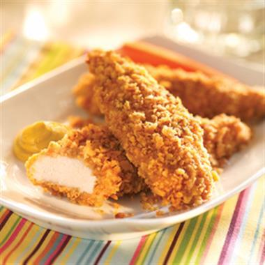 3 Pieces Chicken Tenders Image