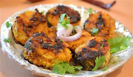 5 Piece Fish Dinner Image