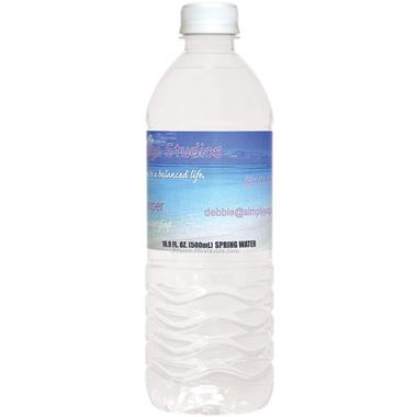 Bottled Water 16.9 oz Image