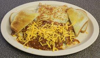 Chili Cheese Omelette Image