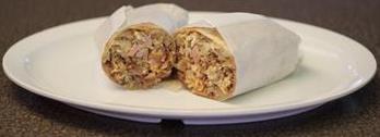 Breakfast Burrito Image