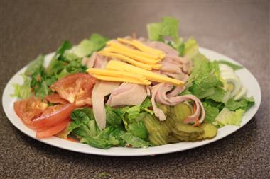 Chef Salad Image