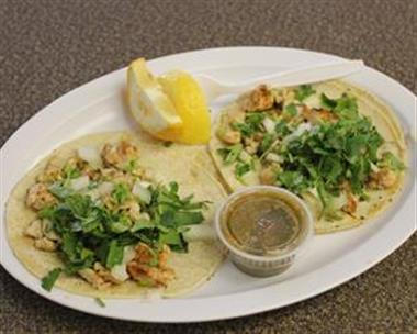 Chicken Tacos Image