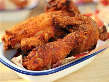 1/2 Chicken Dinner Image
