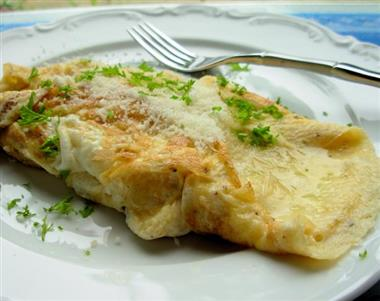 Cheese Omelette Image