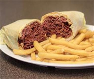 Pastrami Sandwich Image