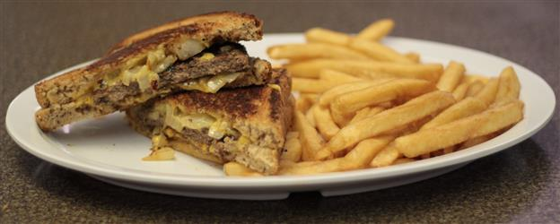 Patty Melt Image