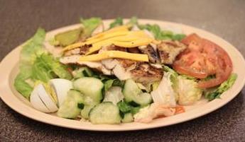 Chicken Salad (Grilled Chicken) Image