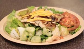 Chicken Salad (Grilled Chicken) Image