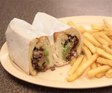Philly Steak Sandwich Image