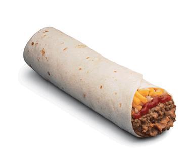 Combo Burrito Image