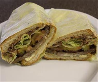 Steak Sandwich Image