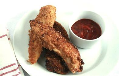 2 Pieces Chicken Tenders Image