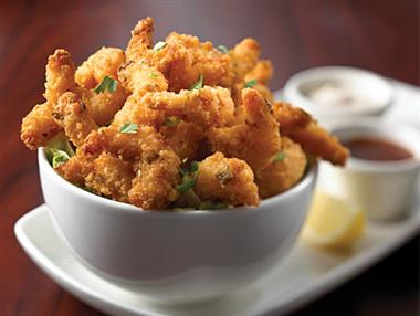 Shrimp Basket Dinner Image