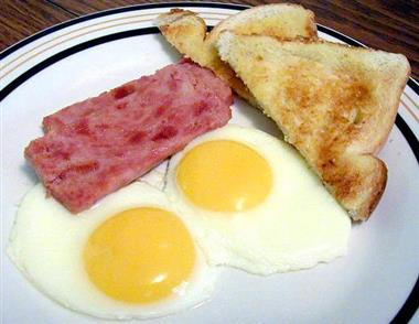 Ham & Eggs Image