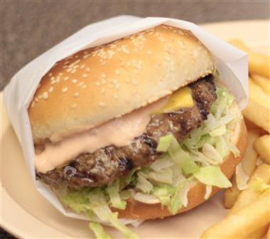 Best Buy Burger Image