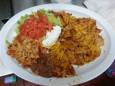 Chilaquiles Image