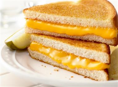 Kids Grilled Cheese Image