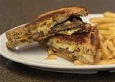 Patty Melt Sandwich Image