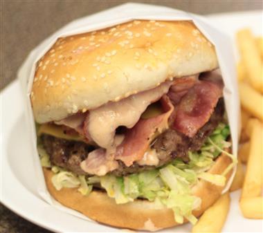 Colossal Burger Image