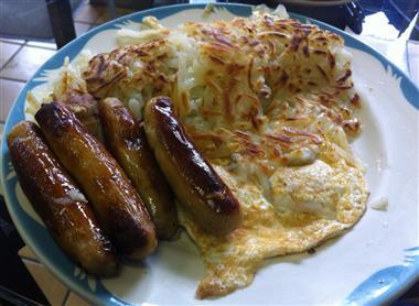 Sausage & Eggs Image