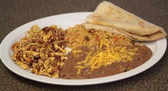 Chorizo Plate Image