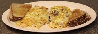 Haven Omelette Image