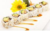 Eel Avocado Roll Image
