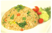 Fried Rice w.:
