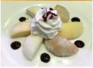 Mochi (3pcs) (Vanilla, Green Tea, Mango, Strawberry) Image