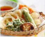 Tempura Appetizers Image