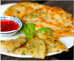 Scallion Pancake (8) Image