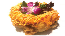 Bird Nest Roll Image