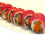 Golden Tuna Roll Image