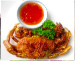 Fried Soft Shell Crab Image