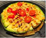 Sushi Pizza Image