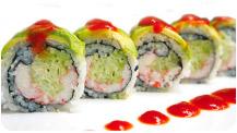 Kani Salad Roll Image