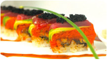 """New Fusion Roll """"Rectangle Pieces"""" Image"""