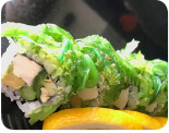 Spicy Green Dragon Roll Image