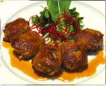 Boneless Teriyaki Wing (5) Image