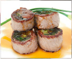 Beef Negimaki Image