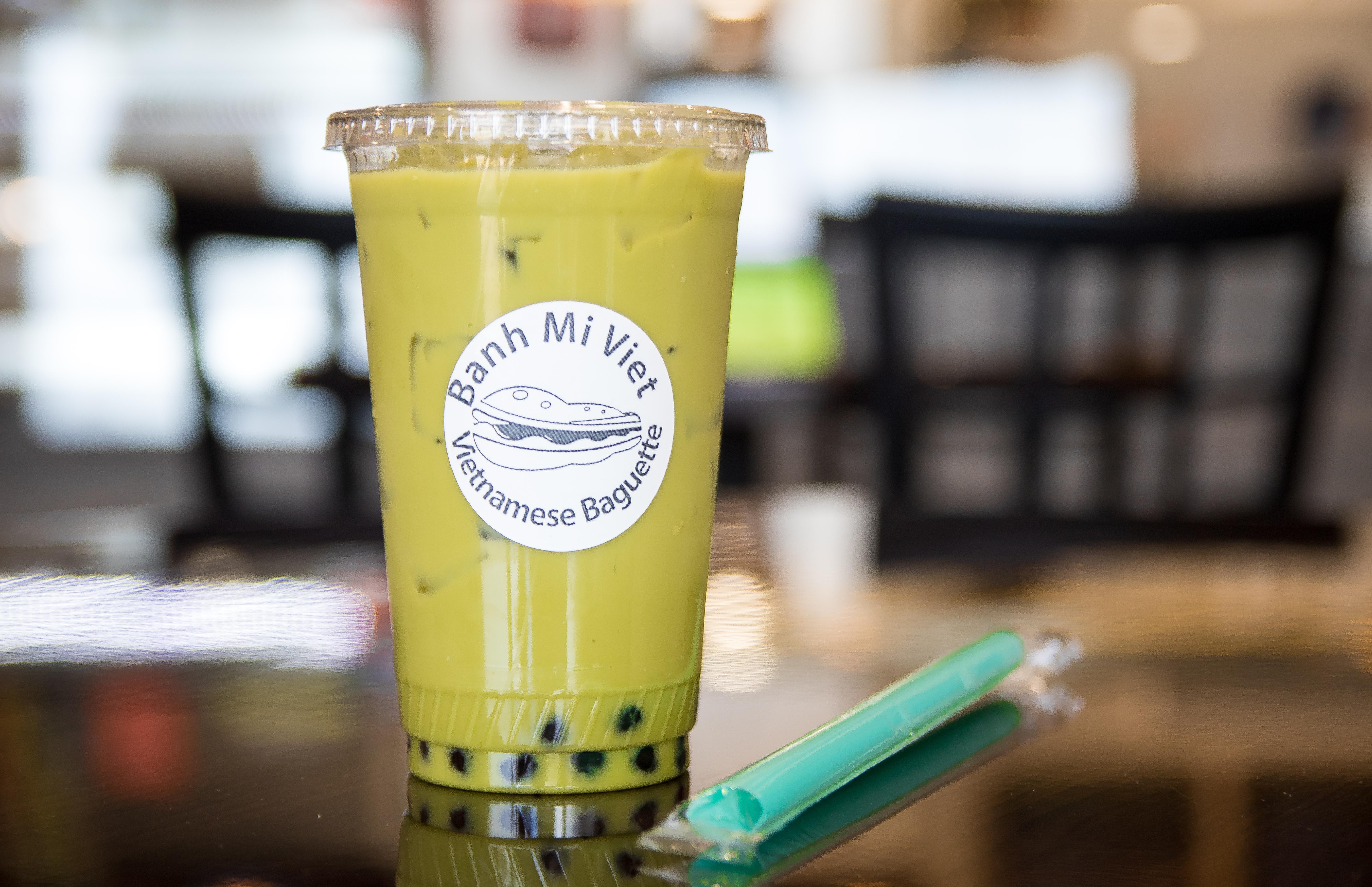 Thai Green Tea Image