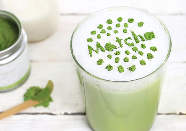 Pure Matcha Smoothie Image