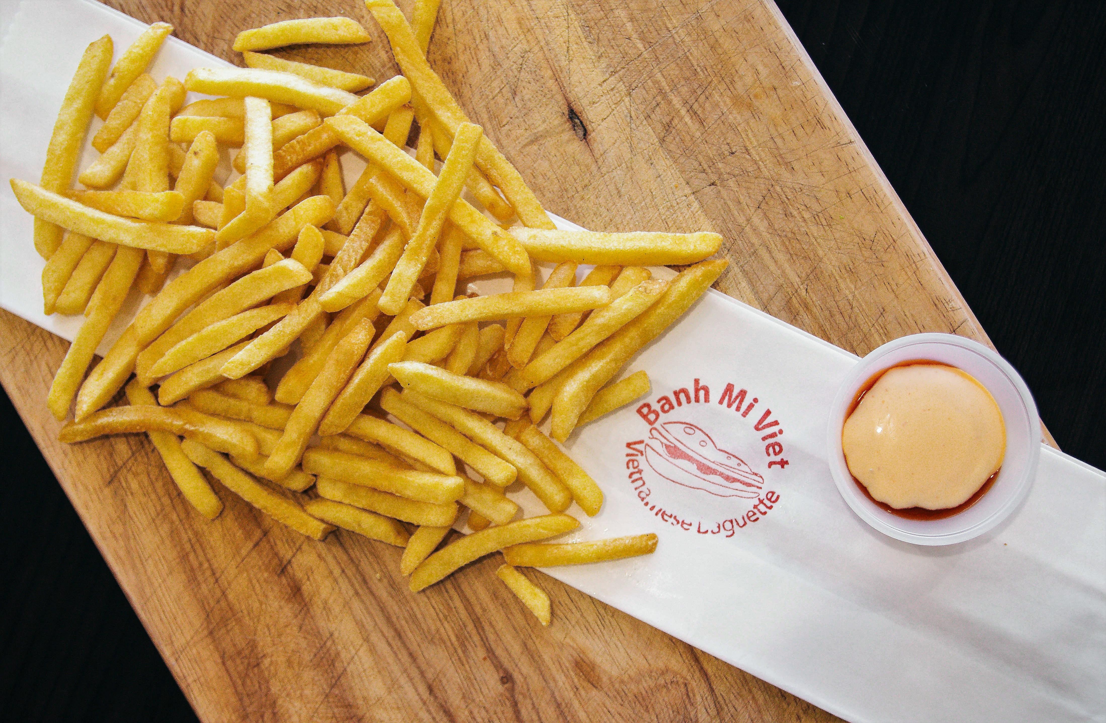 Crunchy Fries Potato Image