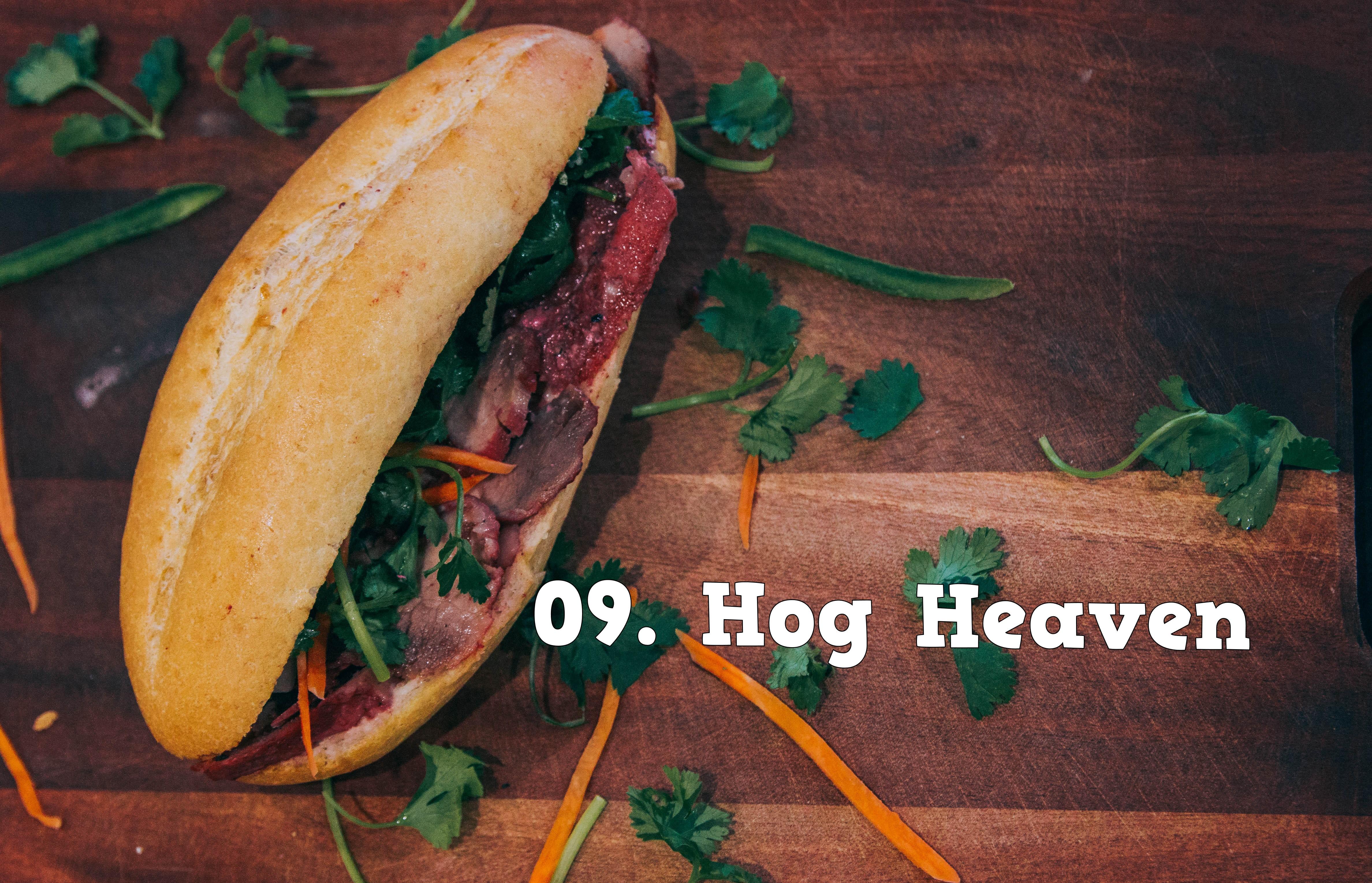 09.Hog Heaven Image