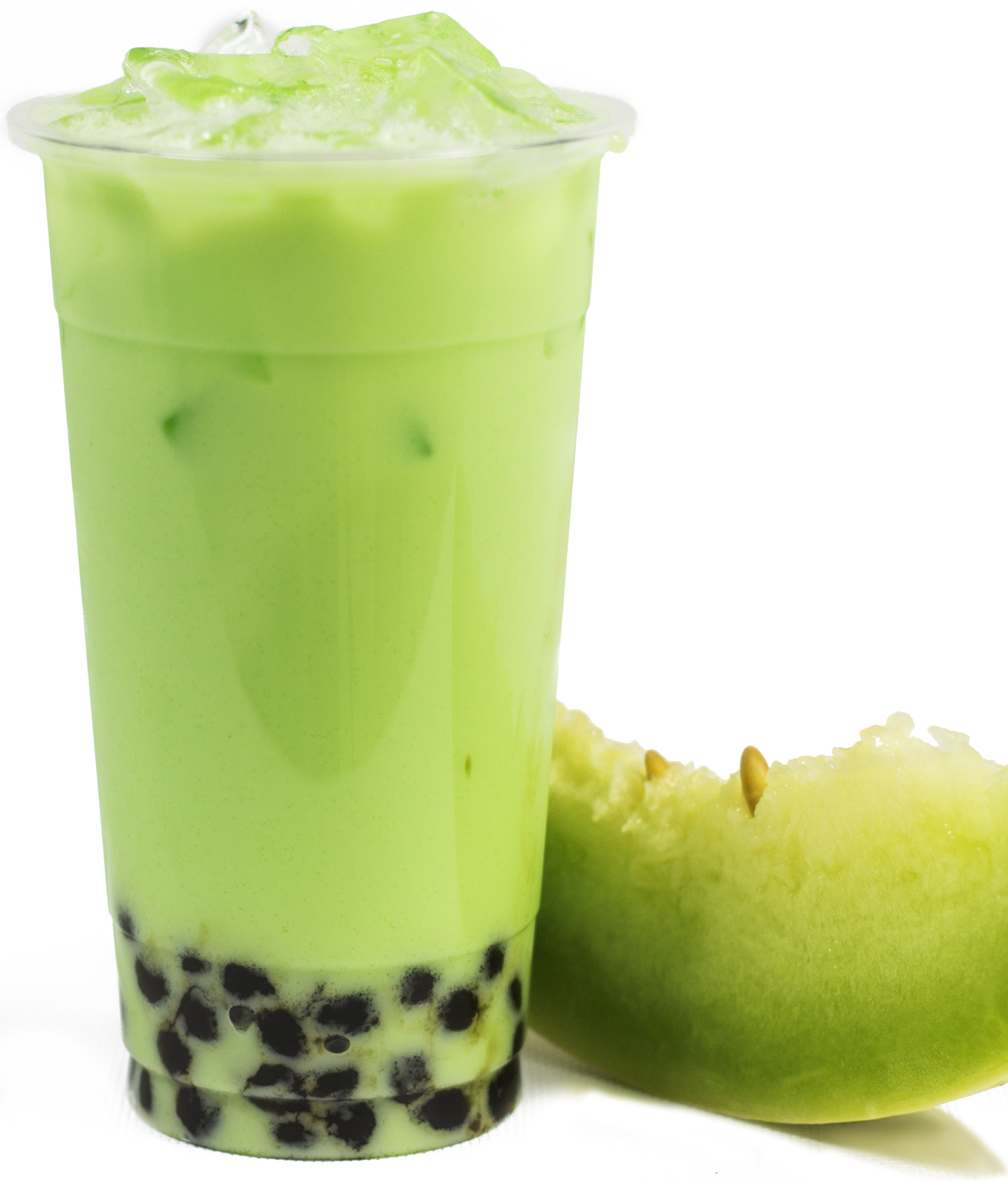 BMV Honeydew Milk Tea Image