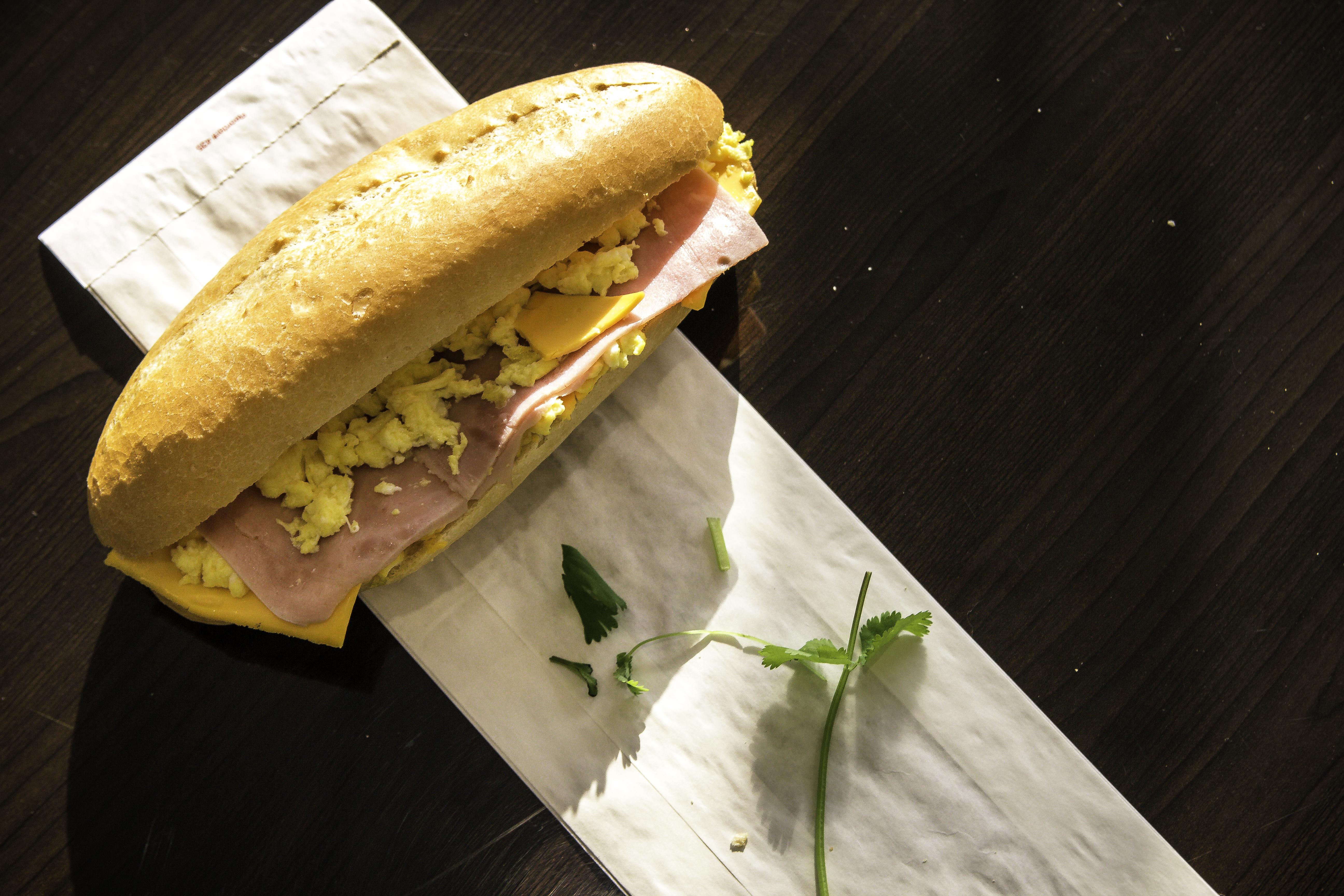 BMV Ham & Egg Image