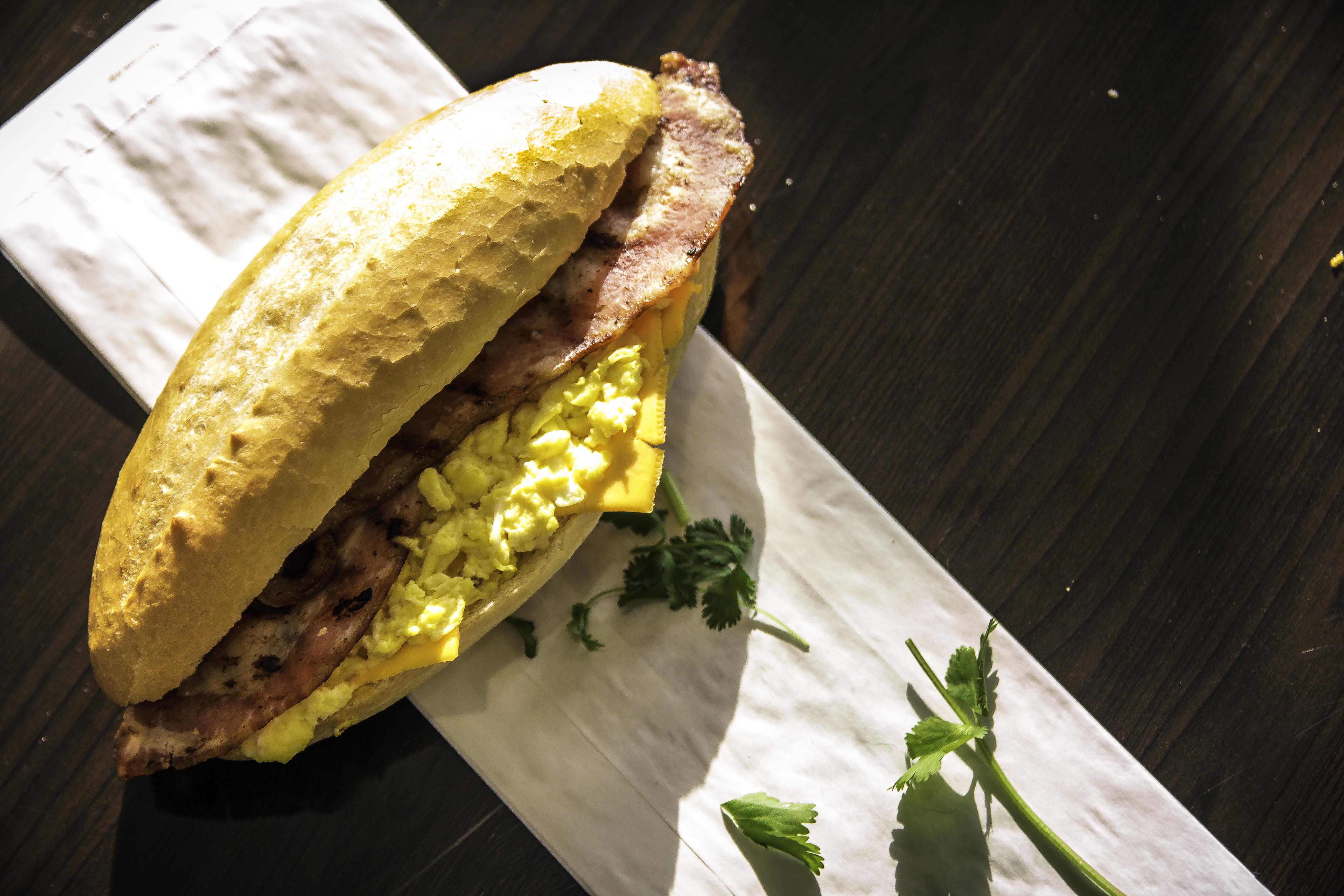 BMV Bacon & Egg Image