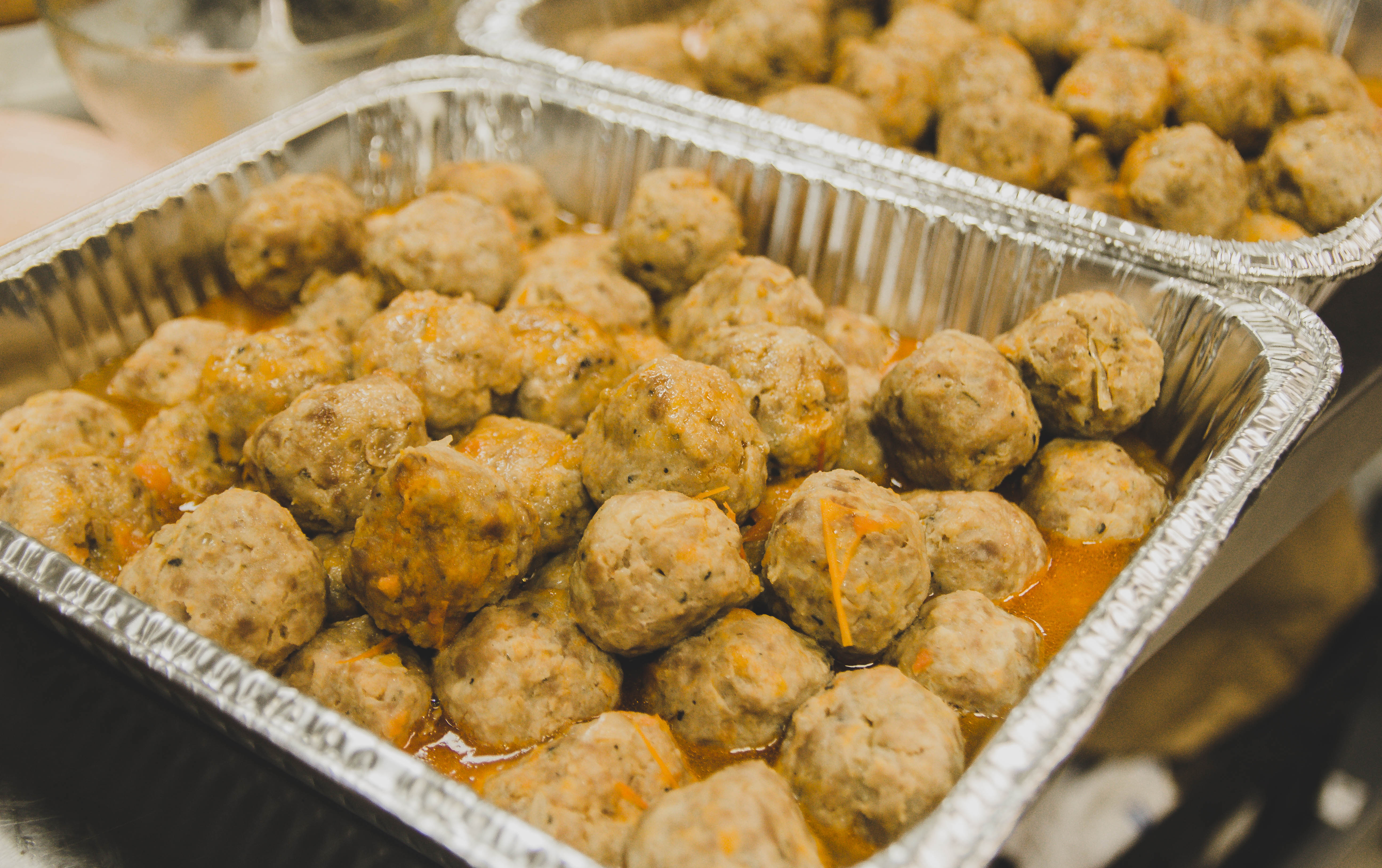 Meat Ball Image